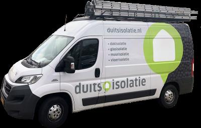 Bedrijfsbus - Duits Isolatie